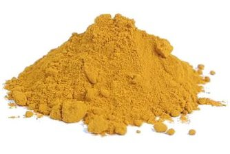 Turmeric powder properties