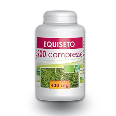Box di 200 compresse da 400 mg