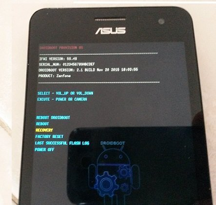 Flashare il Firmware Asus: Tablet, Zenfone 2, 3, 4