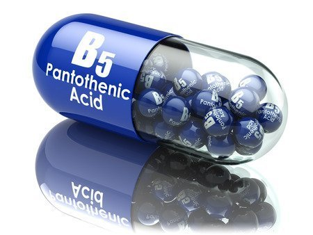 Vitamina B5 (Acido pantotenico): Proprietà e Benefici