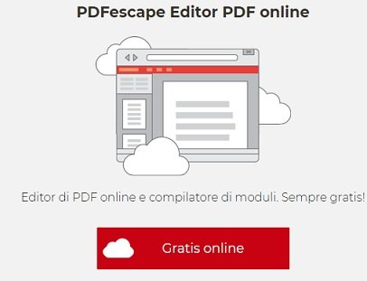 Come rendere editabile un PDF con PDF Escape