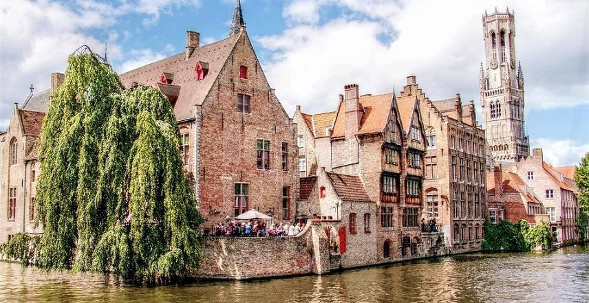 Dove Andare in Vacanza ad Aprile - Bruges