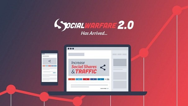 Social plugin per Wordpress - Social Warfare