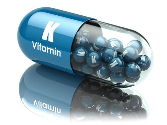 Vitamina K: proprietà e benefici