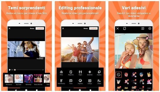 Migliori App per Modificare Video - VivaVideo