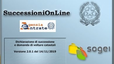 Photo of Come Fare la Successione Online