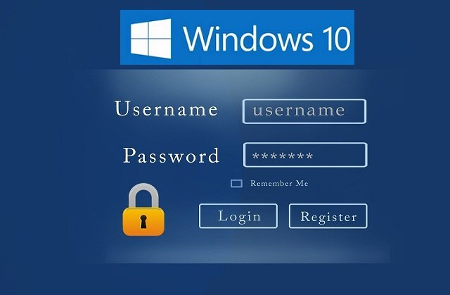 Mettere la password su Windows 10